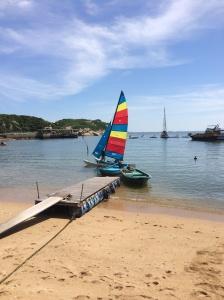 sailing boat poI toi